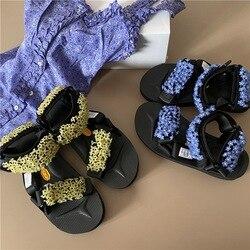 2020 босоножки; Черная обувь для женщин; Сабо на каблуке с открытым носком на прозрачном каблуке; Женские бежевые летние туфли на толстой плос...