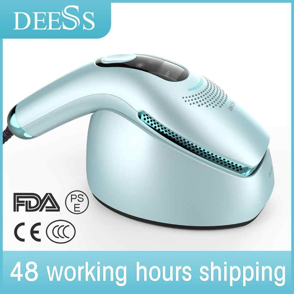 Deess Gp590 Triplecare Master 0 9s Laser Permanent Hair Removal