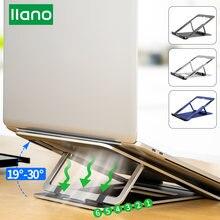 Регулируемая подставка для ноутбука llano складной нескользящий