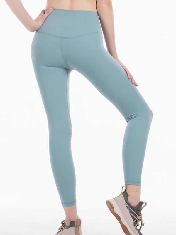Damskie spodnie sportowe brzuch bielizna modelująca kobieta 7/8 spodnie rozciągliwa tkanina super jakość spodnie legginsy sportowe