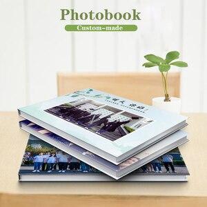 Imprimez votre livre Photo sur mesure Album de photographie commémorations Albums PhotoBook imprimé bricolage créatif amoureux cadeau d'anniversaire