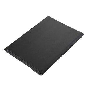 Image 2 - Alesser, para Samsung Galaxy Tab A 10,1 2019, funda abatible para Samsung Galaxy Tab A 10,1 2019, funda para tableta teclado inalámbrico Bluetooth