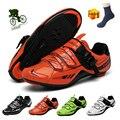 Обувь для велоспорта, шоссейные велосипедные кроссовки, профессиональная обувь для Mtb, унисекс, Zapatillas Ciclismo, спортивные велосипеды для взрос...