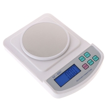 цена на High Precision Digital Electronic Jewelry Scale Kitchen Balance Weight Gram Coffee Scale 500g/0.01g Weight Milligram Scale