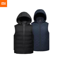 Xiaomi Mijia Youpin PMA Графен Отопление Повседневный жилет(для мужчин и женщин) 1 секунда Горячая стирка