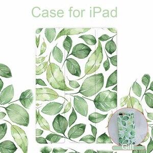 Funda para iPad Pro de 11 pulgadas, 12,9 pulgadas, 2020, 2ª generación, funda inteligente de activación y reposo automático PU para iPad air 3 2 1 pro 10,5 2019