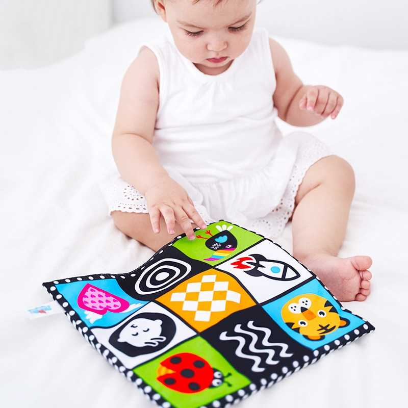 Baby Toy Soft Cloth Books Baby Toys 0-12 Months Intelligence Kid Educational Toy Newspaper Baby Learning Cognize Cloth Book Gift