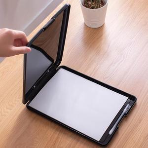 Image 5 - Sharkbang multifonctionnel A4 Wordpad fichier dossier écriture conseil Clip avec fente pour stylo organiseur de bureau boîte de rangement papeterie