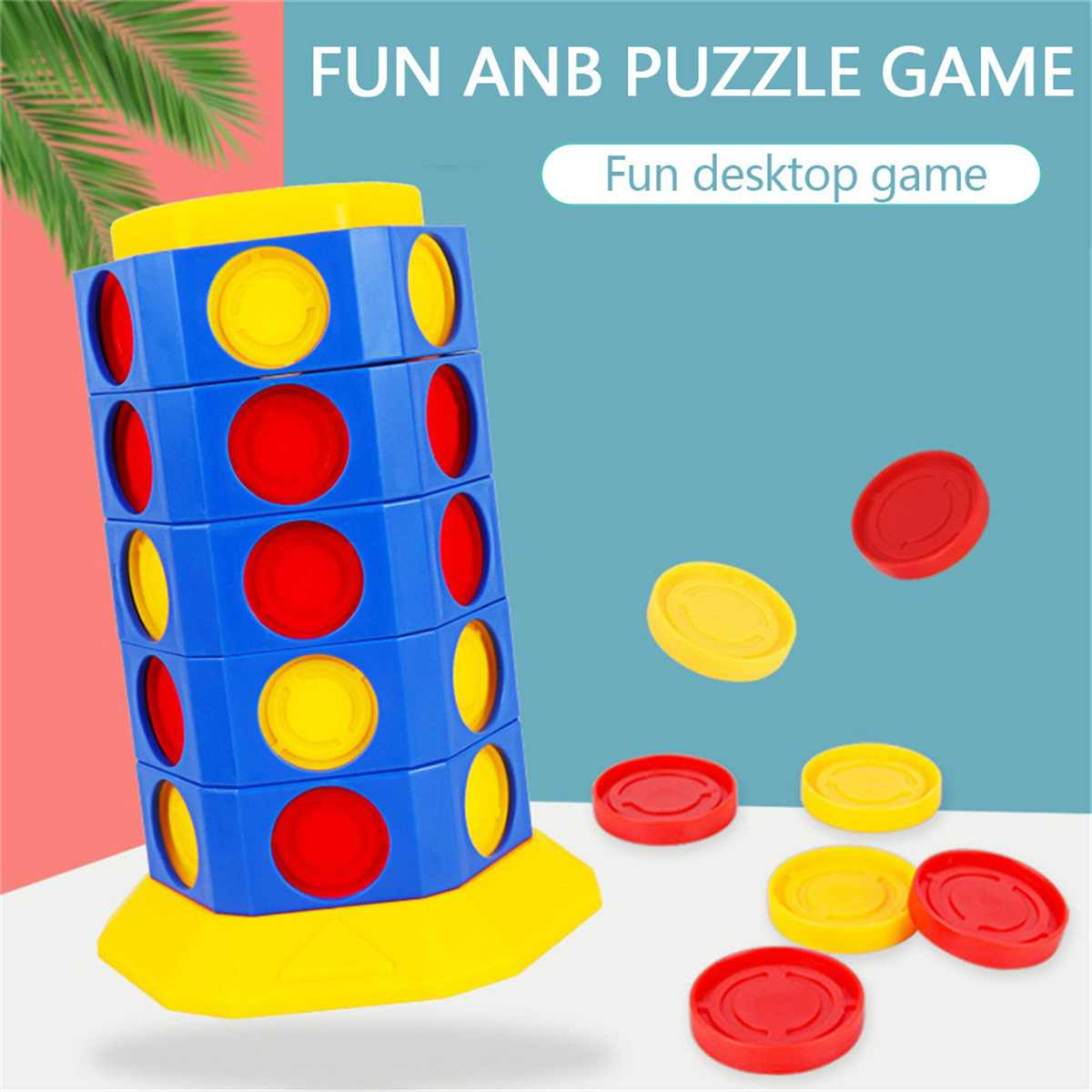 Newest Stand Connect 4 Game Classic Masters Funny Kids Children Twist And Turn Line Up Row Board Puzzle Toys Gifts Board Game