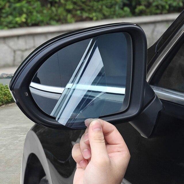 Фото lcyonger 2 шт автомобильное боковое зеркало заднего вида hd