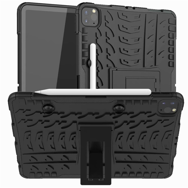 Cover 11 Shockproof Holder 2020 New Armor iPad Pencil With Case For Pro Stand Case Flip