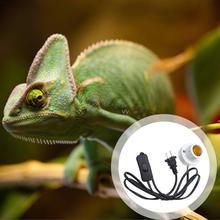 E27 фарфоровая лампа держатель высокое качество фарфора нагревательная лампа Разъем под рептилию Животные