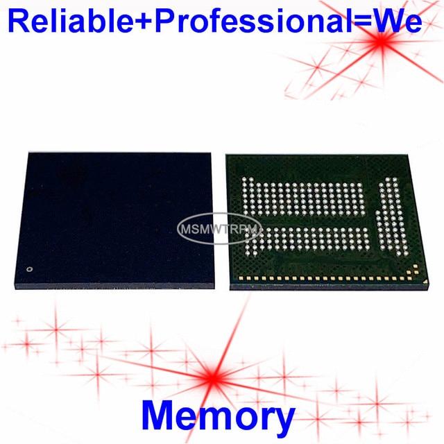 KMGE6001BM B421 BGA221Ball EMCP 16+24 16GB Mobilephone Memory New original and Second hand Soldered Balls Tested OK