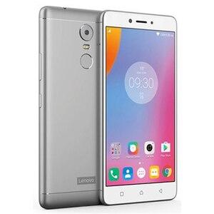 Image 2 - Original versão global lenovo k6 nota k53a48 4 gb 32 gb smartphone snapdragon 430 octa núcleo 4000 mah 5.5 polegada 1920x1080 câmera 16mp