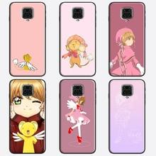 Funda Redmi 8 pro-Case 9S for Note-9/pro-Note Kero Cardcaptor Sakura Chan Note-7 9-9c