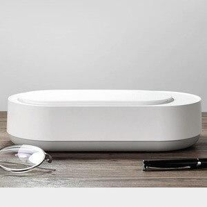 Image 2 - 新xiaomi eraclean超音波洗浄機45000 60hzの高周波振動洗浄クリーナー洗濯ジュエリーメガネ時計