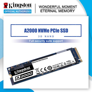 Kingston Original A2000 M.2 SSD 2280 Internal Solid State Disk 1TB Hard Drive HDD 250GB 500GB Disco duro ssd For Laptop PC