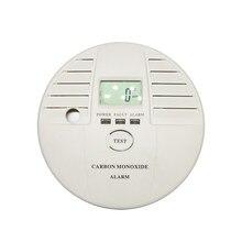 Harwest VENUS CO-alarma, alta calidad, Sensor electroquímico de 5 años de vida, 85dB inteligente de Detector de Gas, CE EN50291, aprobado para regalo