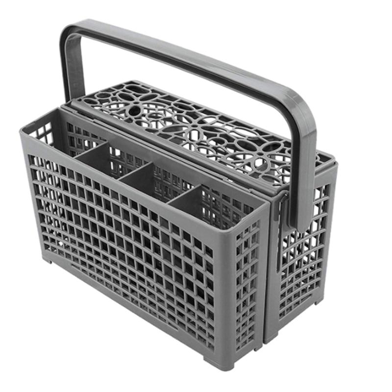 1PC Universal Cutlery Dishwasher Basket for /Maytag/Kenmore/Whirlpool/LG/Samsung/Kitchenaid Dishwasher Replacement