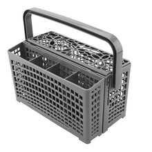 1pc universal talheres máquina de lavar louça cesta para/maytag/kenmore/whirlpool/lg/samsung/kitchenaid máquina de lavar louça substituição
