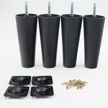 4 pces móveis perna protetor mesa de café pés-mesa pernas-mobiliário doméstico ferragem 145mm