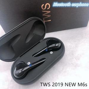 Image 5 - M6s Tws Draadloze Hoofdtelefoon Touch Control In Ear Bluetooth Oortelefoon Sport Headset Waterdichte Oordopjes Stereo Muziek Hoofdtelefoon