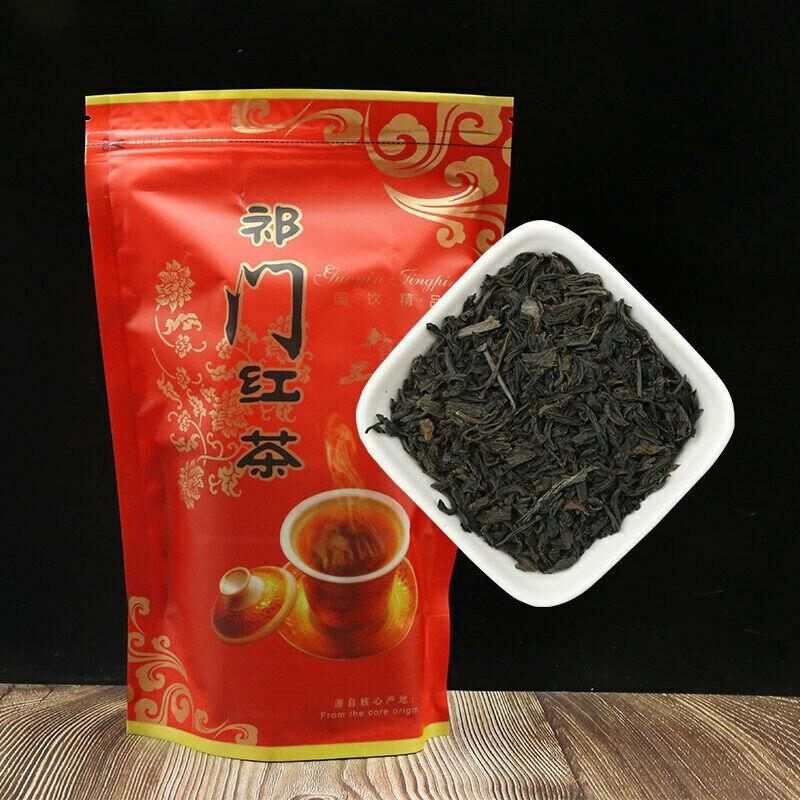 2020 Top Grade AnHui Qi Men Keemun Black Tea Qimen Tea Hongcha Kung Fu Loose Tea Taste Better Than Dianhong Tea