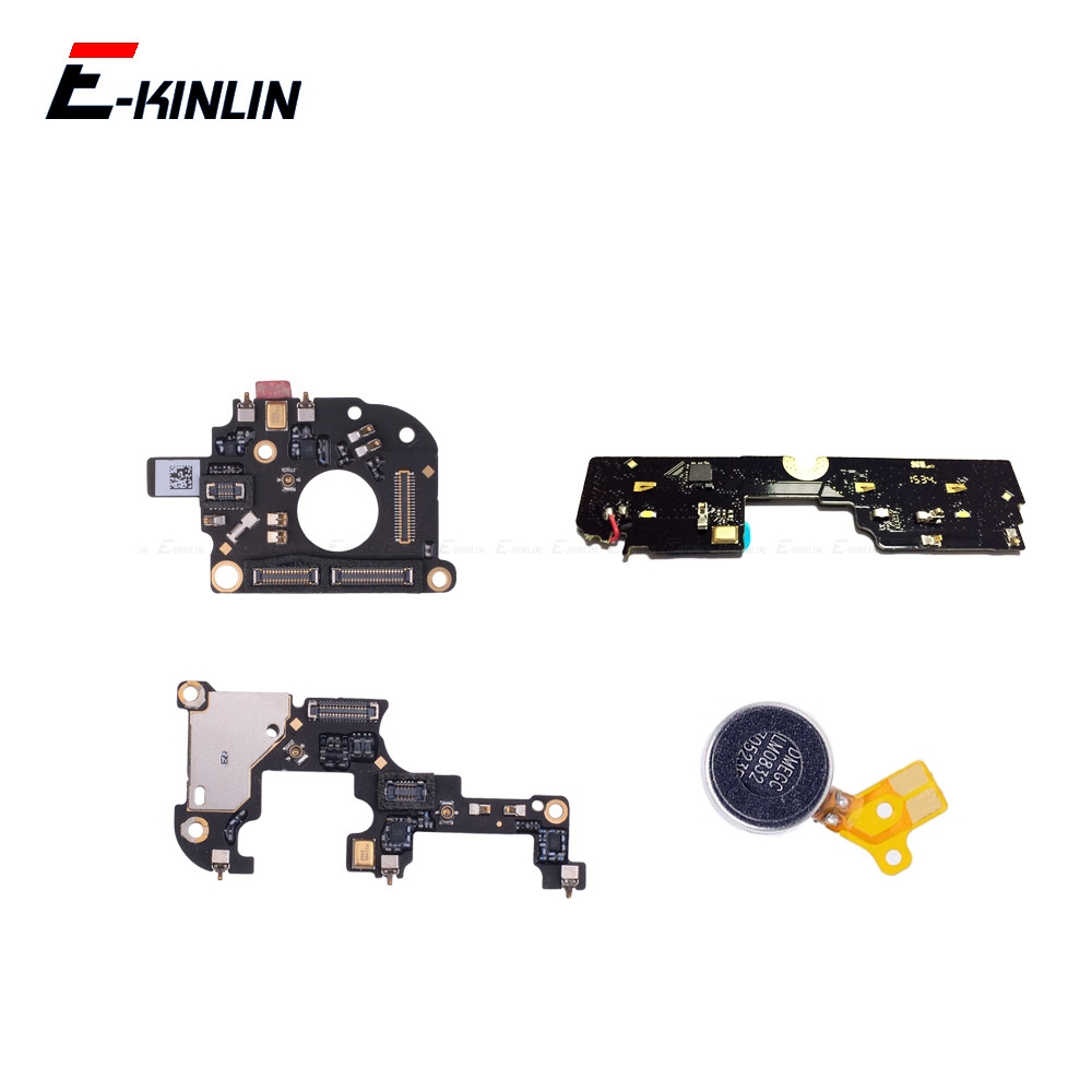 New For OnePlus 1 2 3 3T 5 5T 6 6T Microphone Mic Vibrator Vibrating Motor Module Flex Cable Replacement Parts
