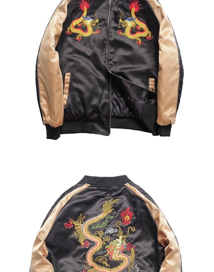 japonês, casaco de beisebol, manchas