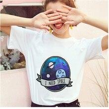 Женская футболка с принтом женская уличная одежда футболки aowof