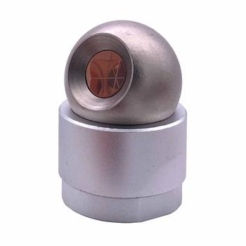 12.7mm ( 0.5inch) BALL mini optical prism with Magnetic base for total station, sphere