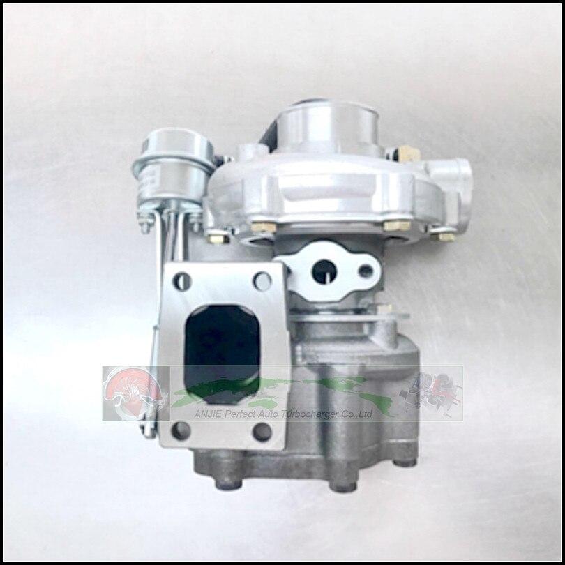 Турбонагнетатель Впускной фланец T25 компрессор a/r. 42 турбины a/r.49 Выходной фланец 5 болтов с водяным охлаждением турбонагнетателя