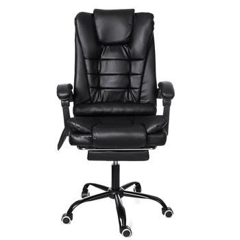 Krzesło biurowe podnóżek fotel gamingowy obrotowy fotel rozkładany krzesło obrotowe Gaming Home komputer biurowy krzesło dla gracza krzesło biurowe tanie i dobre opinie CN (pochodzenie) Gaming Office Chair Fotel dyrektora Fotel z podnoszonym siedzeniem FOTEL BIUROWY Meble komercyjne Meble biurowe