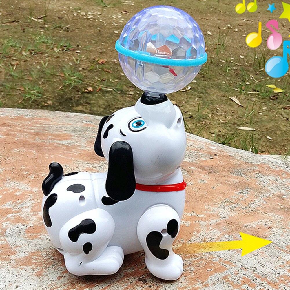 Singing Electronic Toys Dog Interactive Pet Musical Kids Child Walking Gift Funny