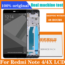 """5.5"""" For XIAOMI Redmi Note 4/4X LCD Display Touch Screen Digitizer Replacement Redmi NOTE 4X LCD for Snapdragon 625"""