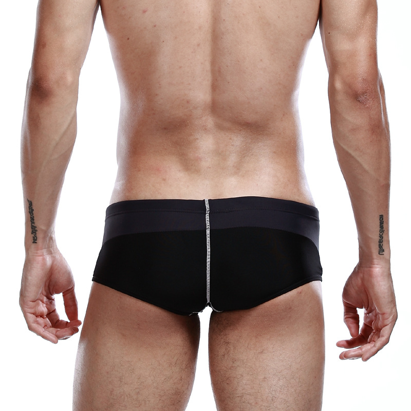 Seobean SEOBEAN Fashion And Personality Low-Rise Lordosis Of Shoe Lace Men AussieBum