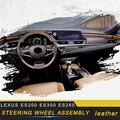 Per Lexus ES 2018 ES200 ES300 ES260 Volante Styling Car Pannello di Montaggio Della Copertura Trim Autoadesivo della Struttura