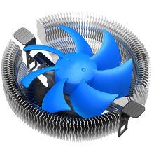 Вентилятор для компьютера бесшумный радиатор разгона 775amd