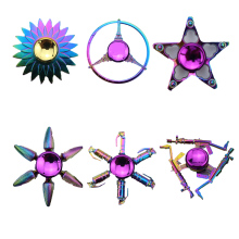 New Metal Fidget Spinner Zinc Alloy Gyro Rotary EDC Hand Spinner For Autism And ADHD Focus Stress Fingertip shuriken kunai genji ninja darts tri spinner fidget toy metal edc fidgets hand spinner autism adhd increase focus ow gift cool