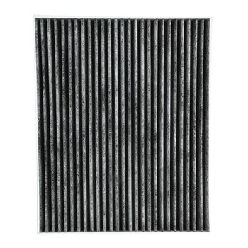 For IX35 Hyundai Tucson Kia Air Filter Parts Car Cabin Inner Fiber Cloth 24x20.5x2cm image