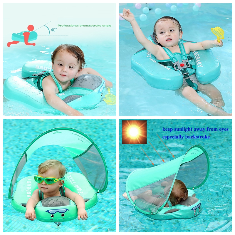 Clearance SaleFloat-Ring Pool-Toys Swimming-Ring Non-Inflatable Solid for Boys And Girls