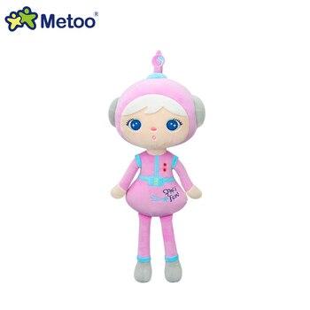 Мягкая кукла Metoo, 50 см. 6
