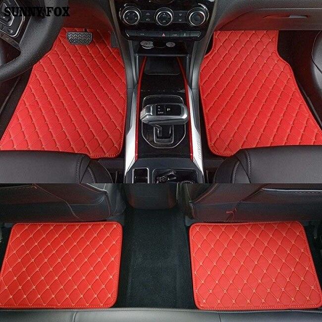 Universal Car Floor Mats For Infiniti Qx70 Fx Fx35 Fx37 G35 G37