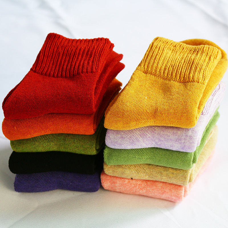 New Turkish Merino Wool Seamless Black Thick Men Socks-5 Pairs Pack Winter