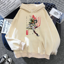Moda hoodie mulher harajuku moletom feminino/men hoodies anime japonês gráfico kawaii pedaço demônio slayer roupas para adolescentes