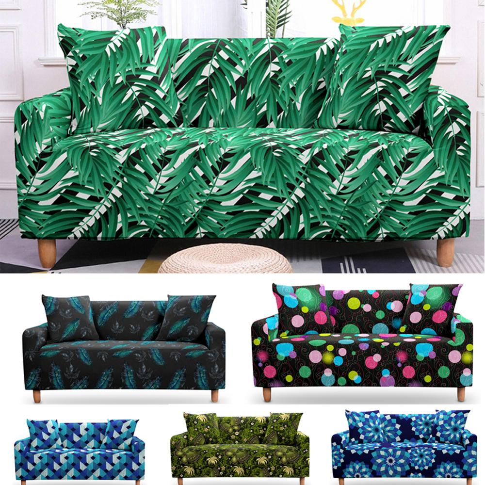 Geometric Elastic Sofa Cover 3 Seaters Soafa Cover Stretch Sofa Bezug Couch Cover Couch Covers Sofa Cover Aliexpress
