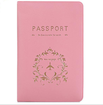 eTya Travel Passport Cover Wallet Women Men Passport Credit Card Holder Purse ID Document Passport Holder Bag Pouch Case
