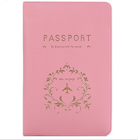eTya font b Travel b font Passport Cover Wallet Women font b Men b font Passport