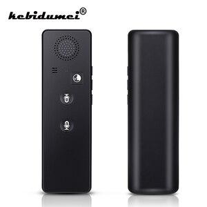 Image 1 - Bluetooth tradutor inteligente t3 bastante tradução tradutor de voz inteligente 40 línguas instantânea bolso intérprete máquina