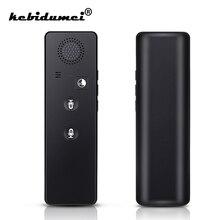 Traductor inteligente Bluetooth T3, traductor de voz inteligente, herramienta de traductor de bolsillo instantáneo de 40 idiomas